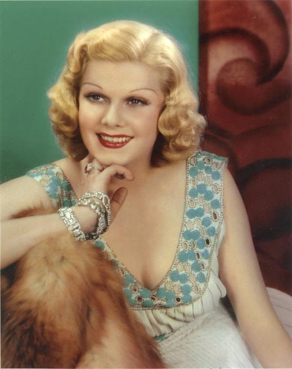 Jean Harlow awesome photos