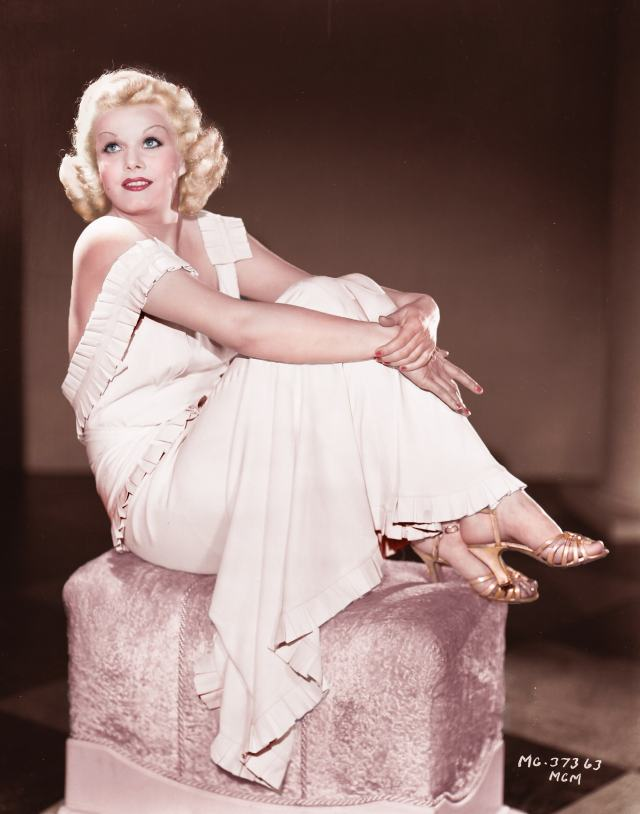 Jean Harlow feet awesome (2)