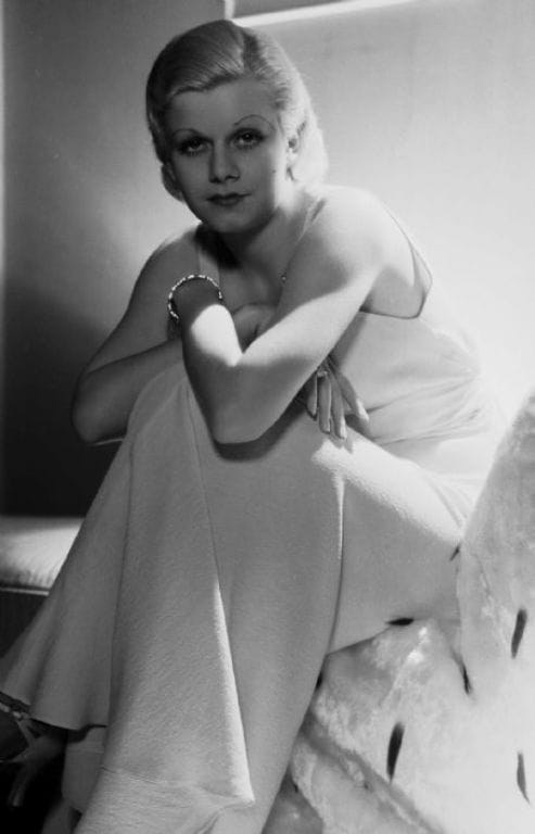 Jean Harlow sexy pic
