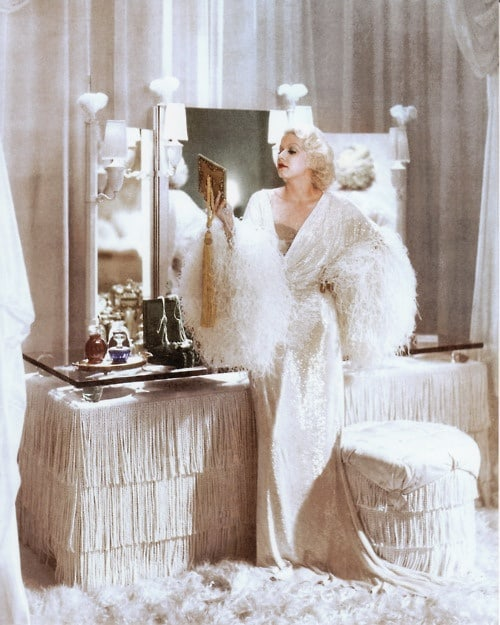Jean Harlow sexy