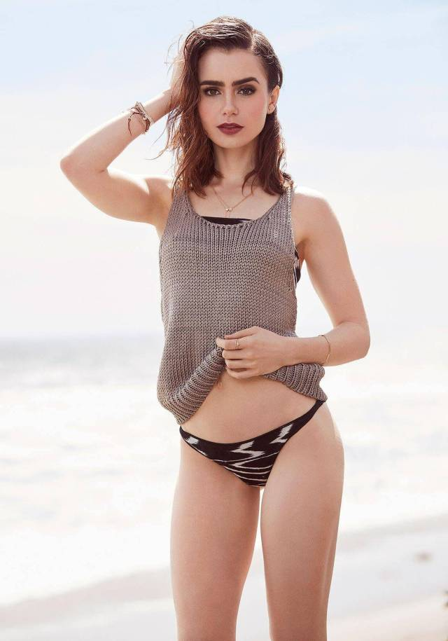 Lily Collins awesome pics (5)