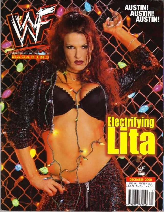 Lita sexy look pic