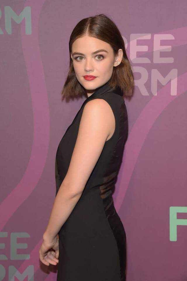 Lucy Hale sexy butt pics (1)