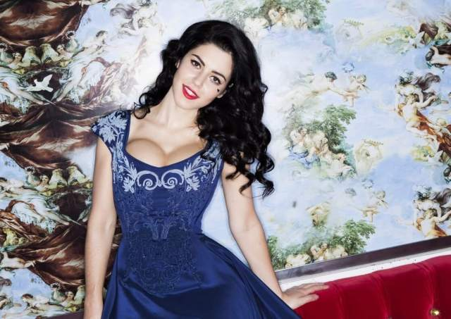Marina Lambrini Diamandis hot pics (3)
