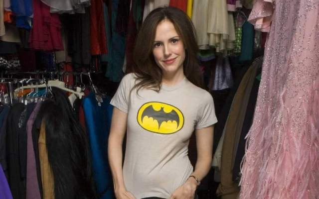 Mary-Louise Parker awesome