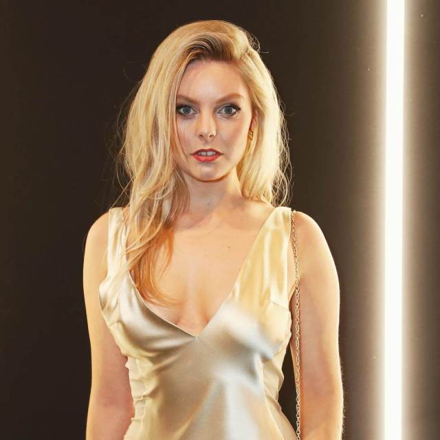 Nell Hudson hot cleavage