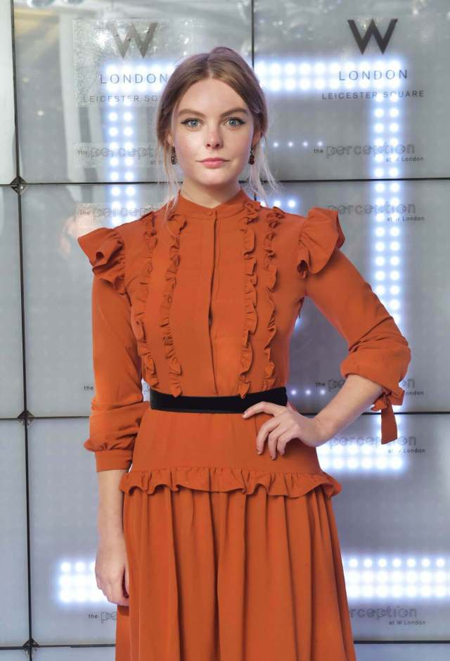Nell Hudson hot picture
