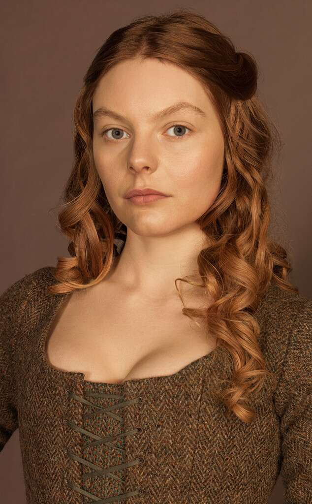 Nell Hudson sexy hairs