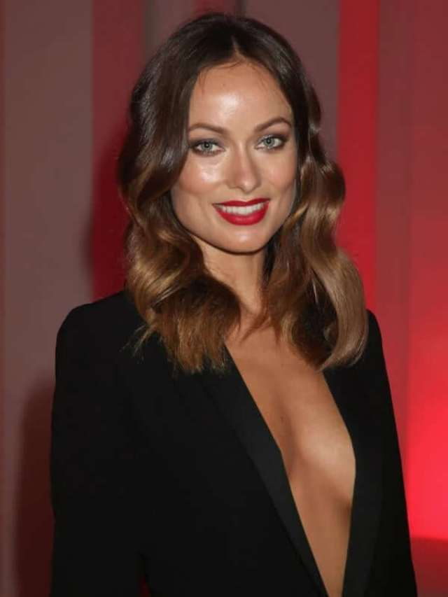 Olivia Wilde cleavage pictures
