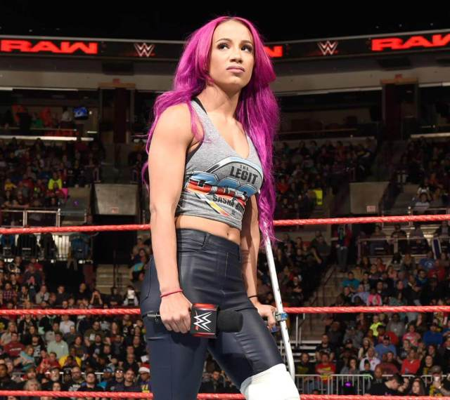 Sasha Banks beautiful pic
