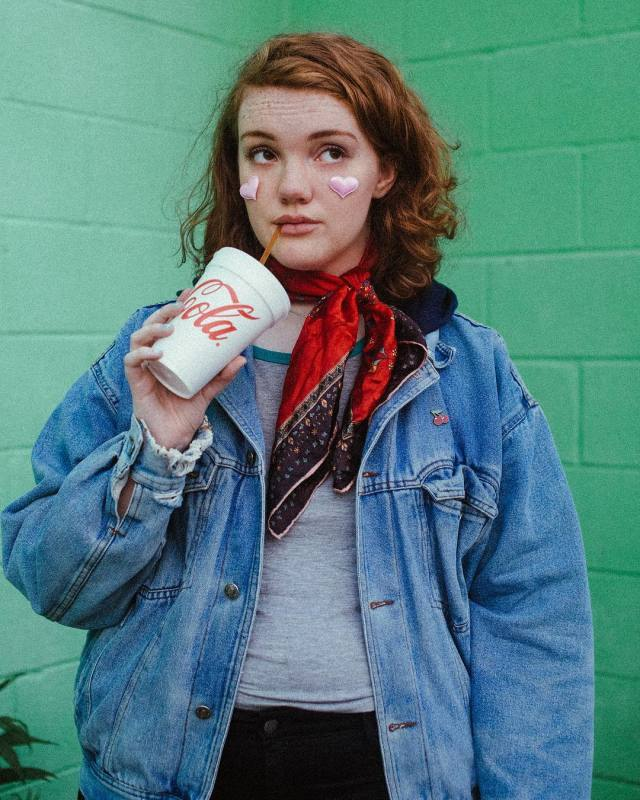 Shannon Purser awesome photo