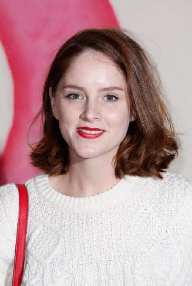 Sophie Rundle sexy smile