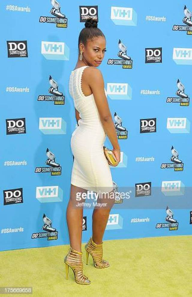 Taylour Paige sexy ass
