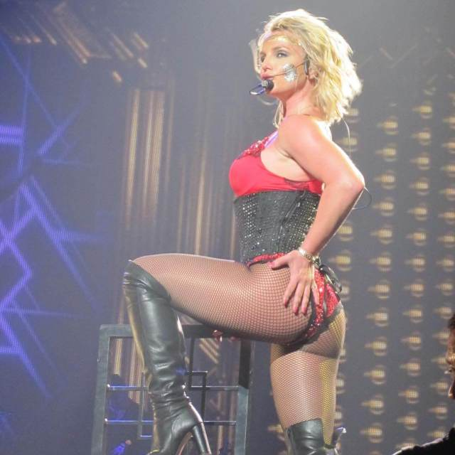 britney spears hot butt