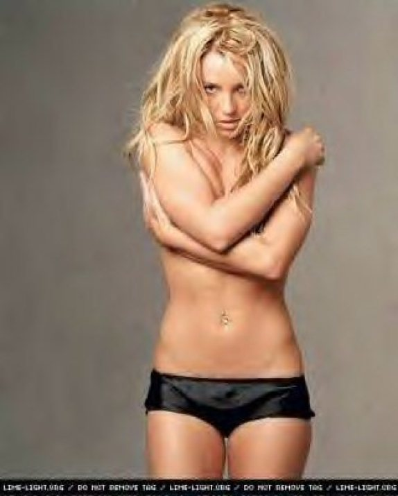 britney spears nude pic