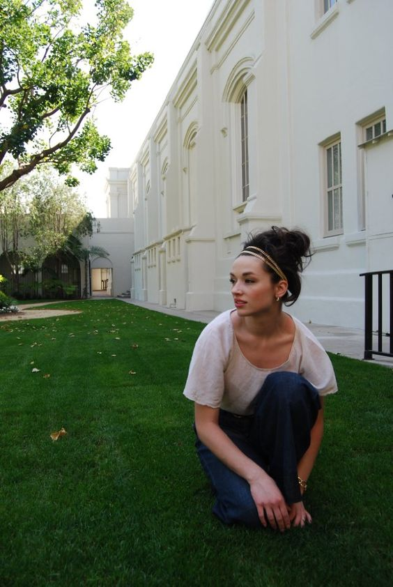crystal reed hot pictures