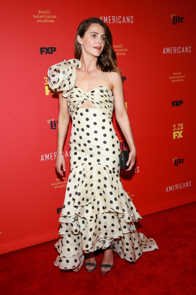 Red Carpet Event for FX's The Americans