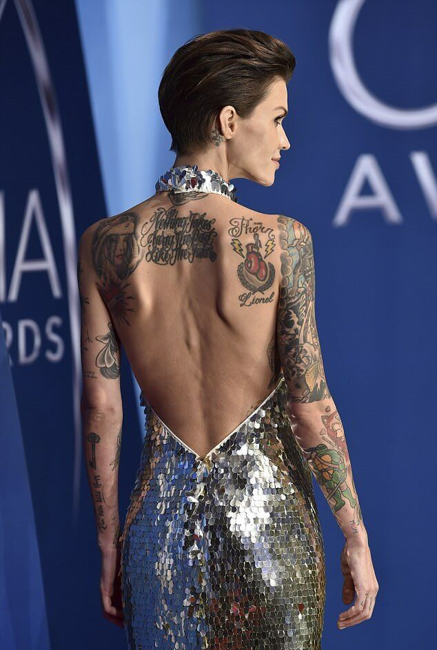 ruby rose sexy back (2)