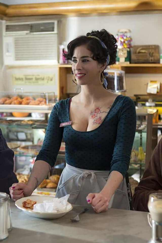 sarah silverman hot look pictures (2)