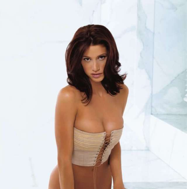 shannon elizabeth See Through