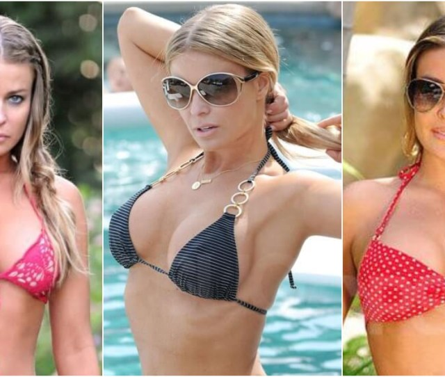 Hottest Carmen Electra Bikini Pictures Are Heaven On Earth
