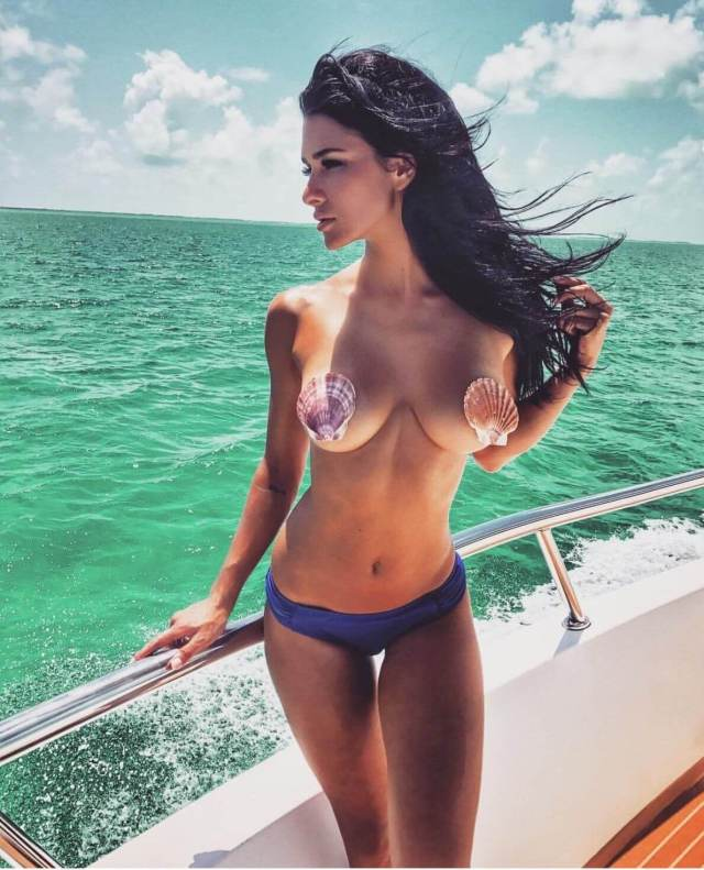 Brittany Furlan sexy boobs