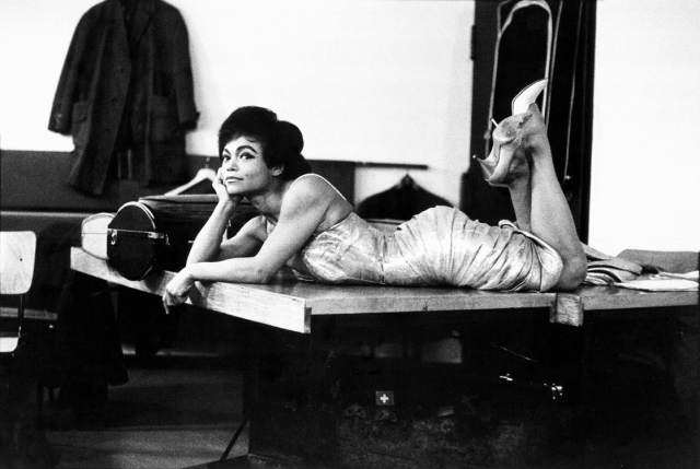 Eartha Kitt butt hot