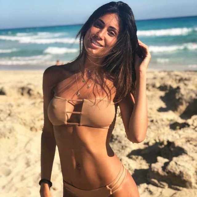 Federica Nargi cleavage pcitures