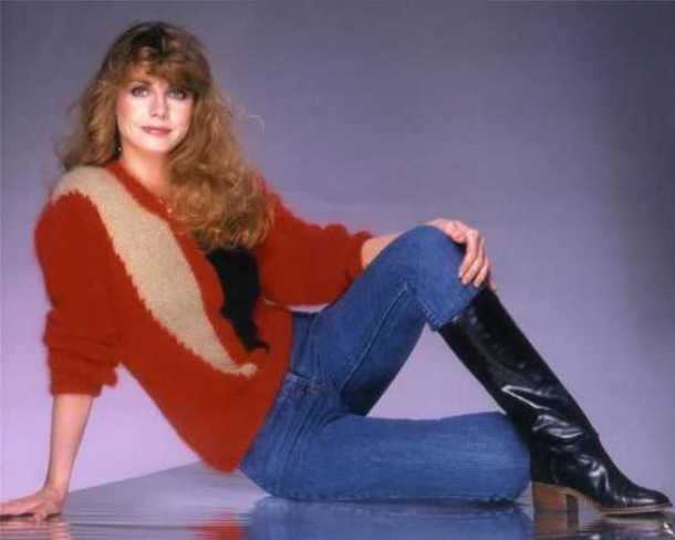 Jan Smithers sexy look pics