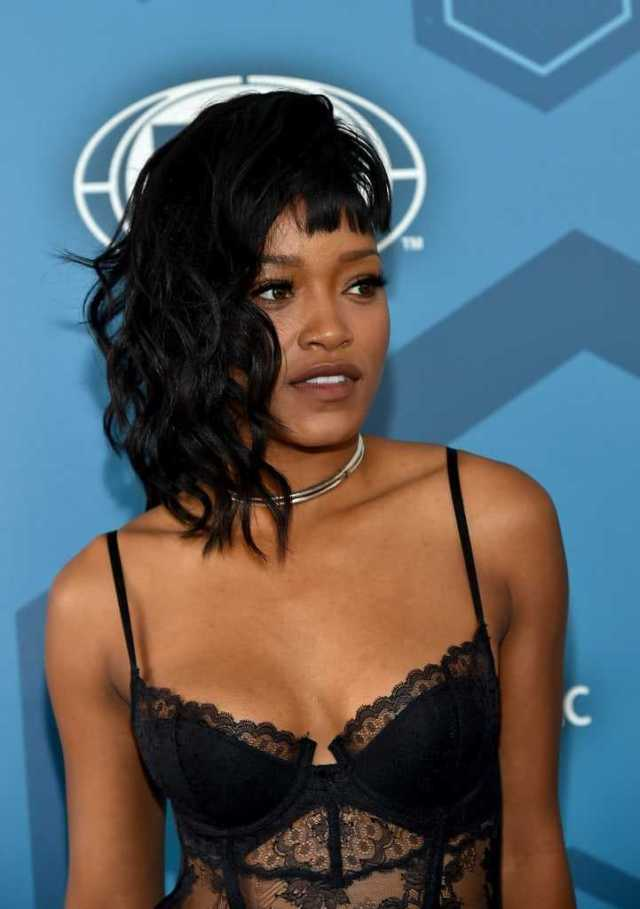 Keke Palmer sexy boobs pictures
