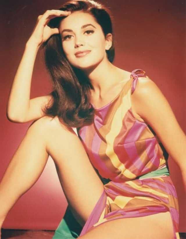 Linda Harrison thigh pictures