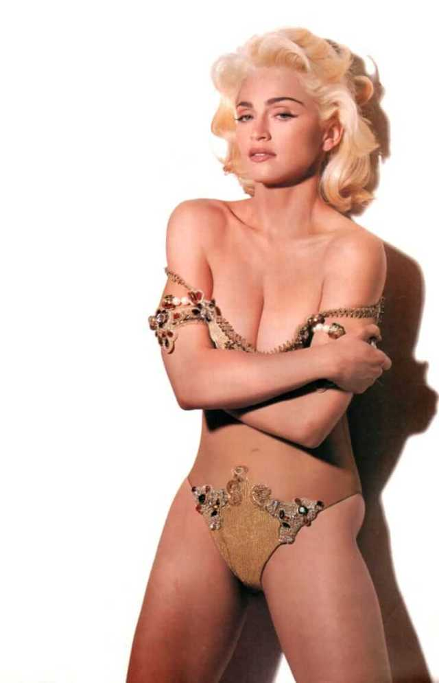 Madonna hot busty pic