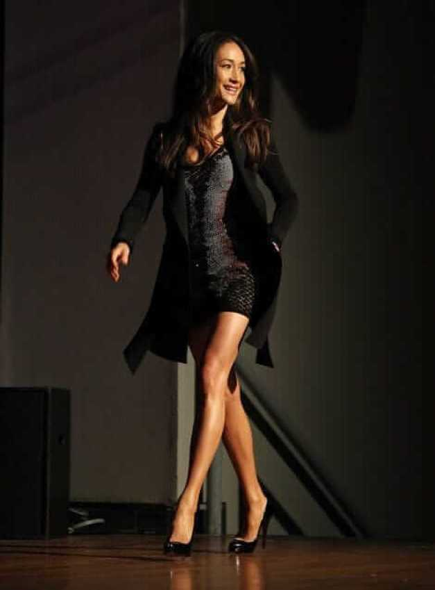 Maggie Q sexy butt pictures (5)