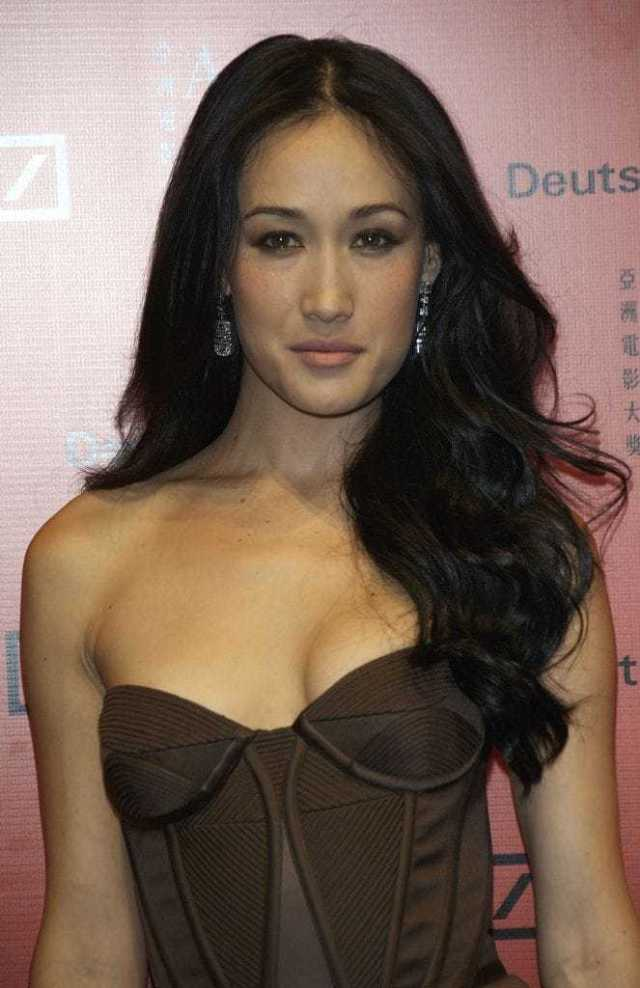 Maggie Q tits pictures (4)