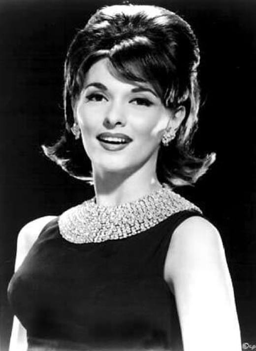 Nancy Kovack awesome
