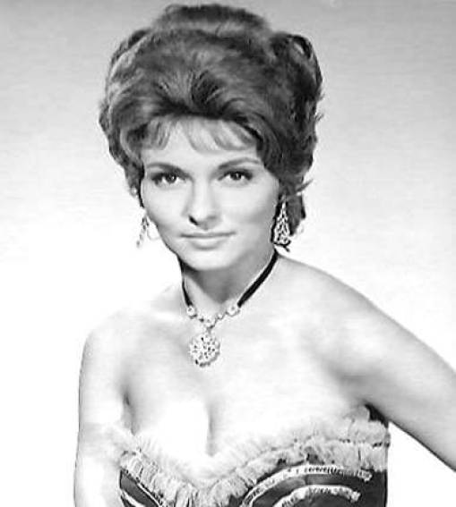 Nancy Kovack tits