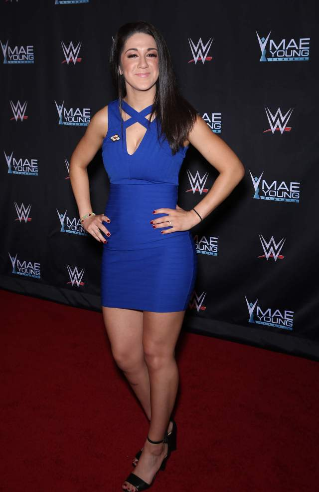 bayley Sexy Feet Photo