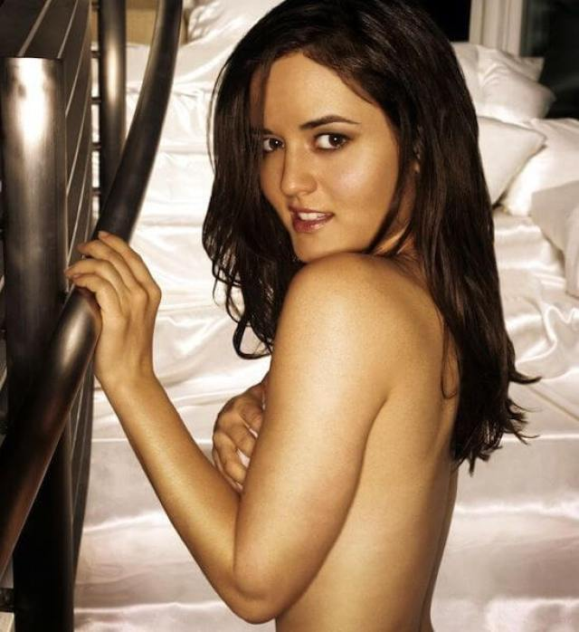 danica mckellar hot boobs