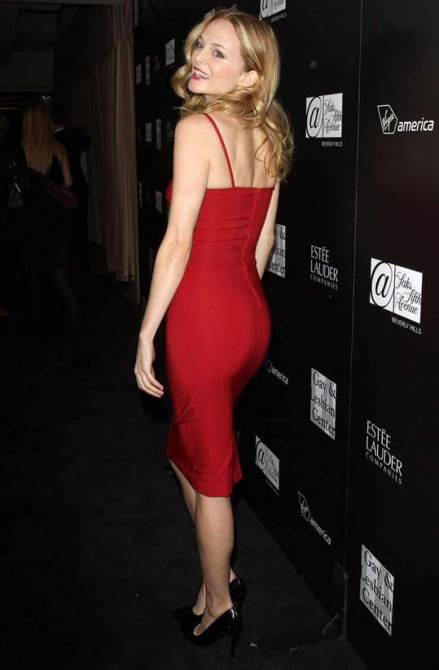 heather graham sexy booty pic