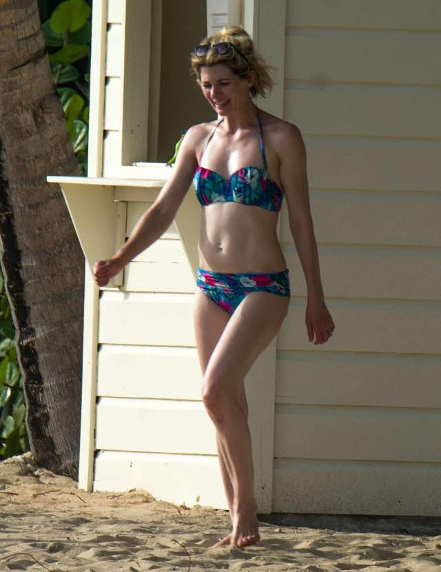 jodie whittaker Sexy Feet Picture