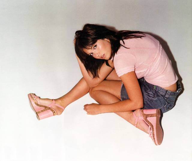 mandy moore Sexy Feet Picture