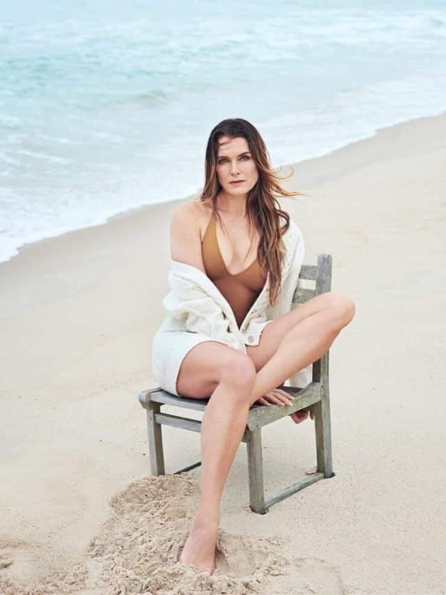 Brooke Shields awesome picture