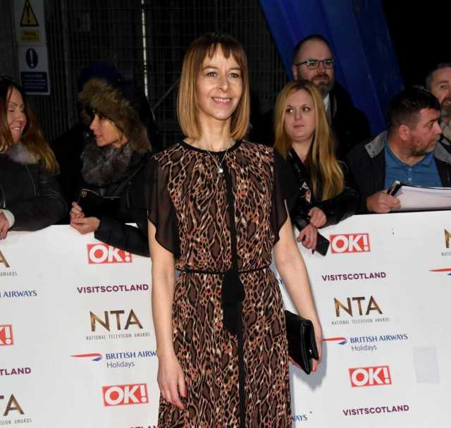 Kate Dickie sexy look pics