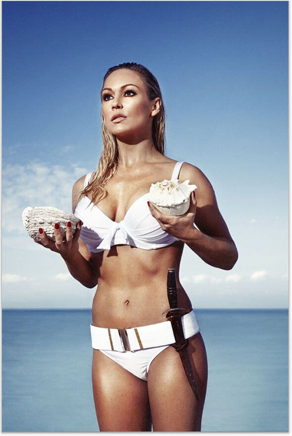 Kristina Rihanoff sexy busty pictures (2)