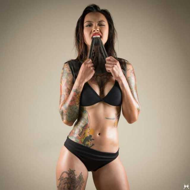 Levy Tran hot pictures