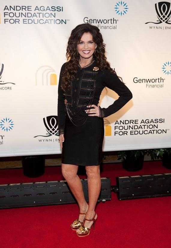 Marie Osmond sexy feet pictures