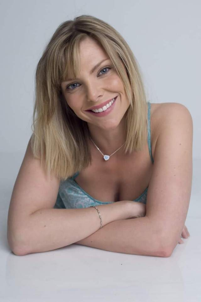 Samantha Womack sexy cleavage pictures
