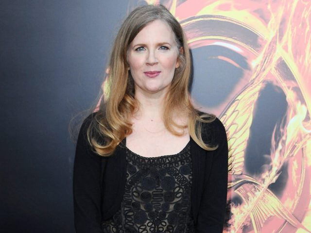 Suzanne Collins awesome pics