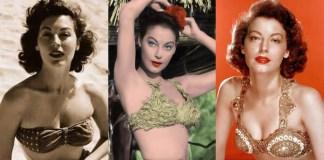 49 Hottest Ava Gardner Boobs Pictures Proves Her Body Is Absolute Definition Of Beauty