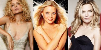 49 Hottest Michelle Pfeiffer Bikini Pictures Will Literally Drive You Nuts For Her